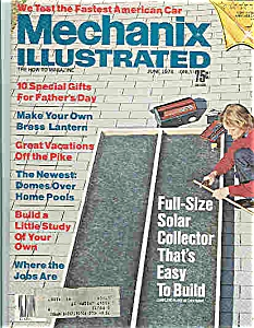 Mechanix Illustrated June 1978 (Image1)