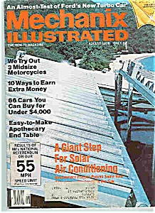 Mechanix Illustrated - August 1978 (Image1)