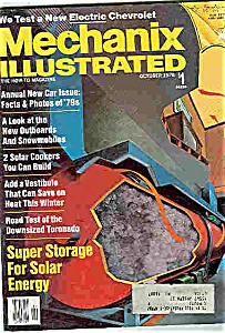 Mechanix Illustrated - October 1978 (Image1)