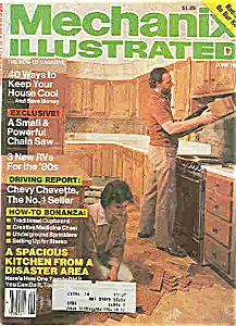 Mechanix Illustrated - June 1980 (Image1)