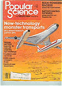 Popular Science  - October 1980 (Image1)