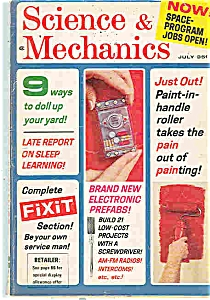 Science & Mechanics      July 1965 (Image1)