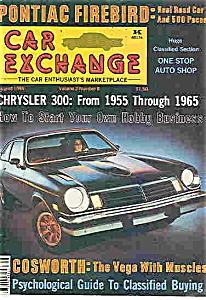 Car Exchange  - August 1980 (Image1)