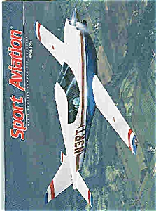 Sport Aviation - April 1994 (Image1)