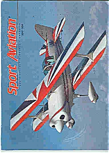 Sport Aviation - May  1994 (Image1)