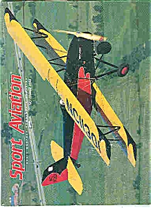 Sport Aviation - November 1993 (Image1)