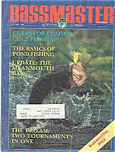 Bassmaster magazine - January 1988 (Image1)