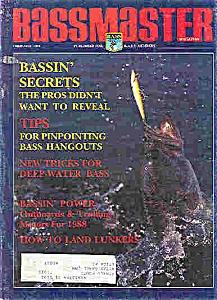 Bassmaster - February 1988 (Image1)