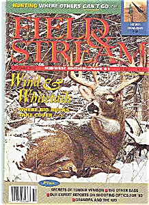 Field & Stream Magazine - December 1992 (Image1)