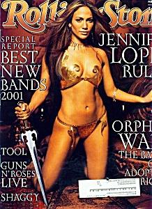 Rolling Stone Magazine - February 15, 2001 (Image1)