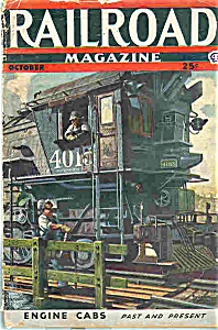 Railroad Magazine -   October 1943 (Image1)