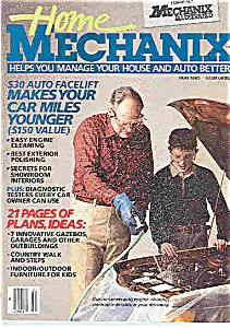 Home Mechanix - May 1985 (Image1)