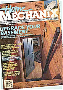 Home Mechanix - September 1985 (Image1)
