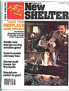 New Shelter Magazxine - Sept. 1981 (Image1)