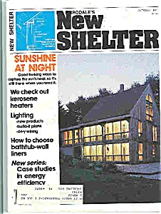 New Shelter Magazine - October 1981 (Image1)