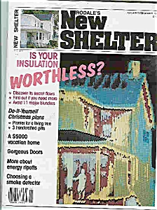 New  Shelter Magazine - Nov. - Dec. 1982 (Image1)