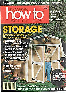How to  Magazine - July/August 1979 (Image1)