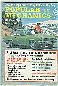 Popular Mechanics - Septe. 1970 (Image1)