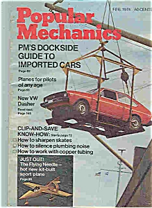 Popular Mechanics - Feb. 1974 (Image1)
