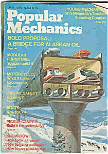 Popular Mechanics - January 1974 (Image1)