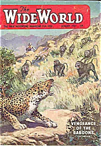 Wide World Magazine - August 1957 (Image1)