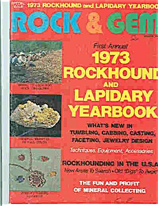 Rock & Gem magazine -   March 1973 (Image1)