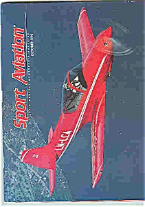 Sport Aviation - October 1993 (Image1)