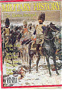Military History Magazine -   October 1988 (Image1)