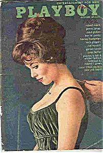 Playboy Magazine - October 1962 (Image1)