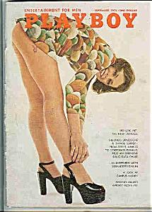 Vintage September 1972 Playboy Magazine Susan Miller (Image1)