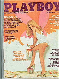 Playboy Magazine - September 1978