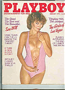 Playboy Magzine - February 1979 (Image1)