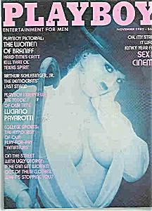 Playboy Magazine - November 1982 (Image1)