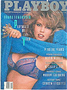 Playboy Magazine - June 1987 (Image1)