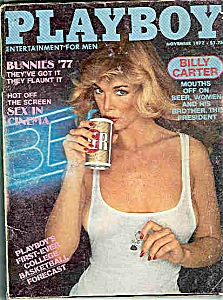 Playboy Magazine - November 1977 (Image1)