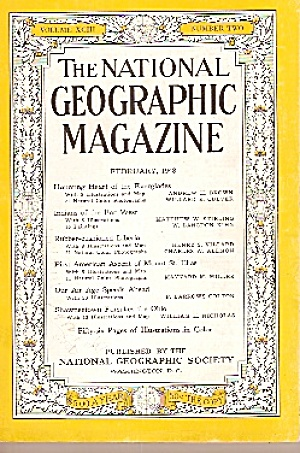 The National Geographic Magazine -  February 1948 (Image1)