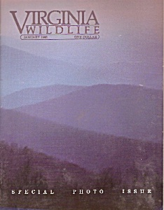 Virginia Wildlife -  January 1986 (Image1)
