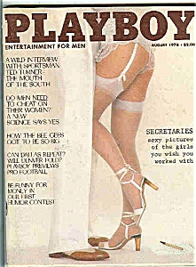 Playboy Magazine -August 1978 (Image1)