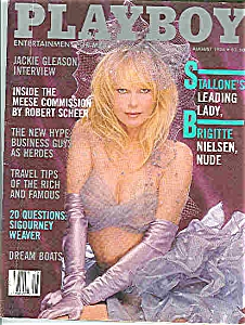 Playboy Magazine - August 1986 (Image1)