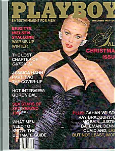 Playboy magazine - December 1987 (Image1)