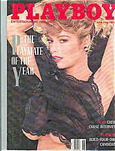 Playboy Magazine - June 1988 (Image1)