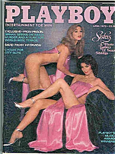 Playboy Magazine - April 1978 (Image1)