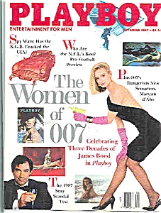 Playboy Magazine - September 1987 (Image1)