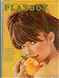 Playboy Magazine -  FEbruary 1966 (Image1)