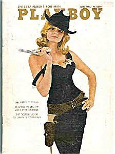 Playboy magazine - June 1966 (Image1)