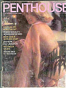 Penthouse Magazine - March 1979 WICKED WANDA (Image1)