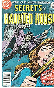 Secrets of Haunted House - DC comics - #6 July  1977 (Image1)