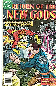 Return of the New Gods - DC comics - # 14 Oct.  1977 (Image1)