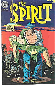 The Spirit - Kitchen Sink Comix - # 2   Dec. 1983 (Image1)