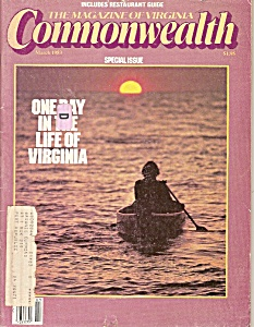 The Magazine Of Virginia Commonwealth -= March 1983